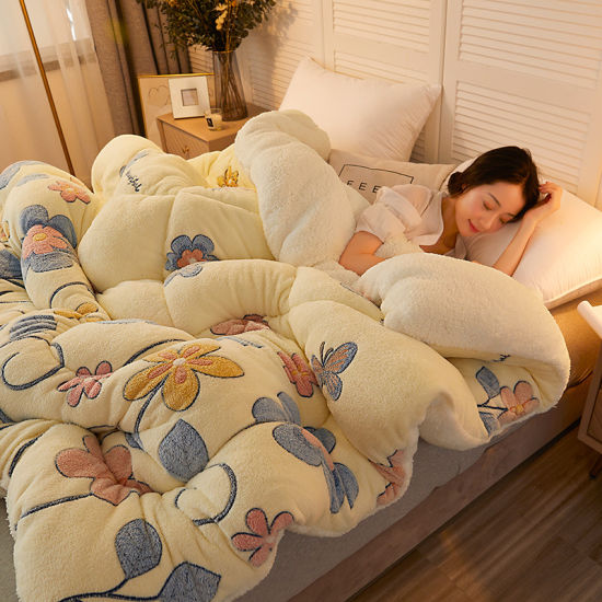 Baby Comforter Set Baby Quilt Blanket Baby Quilts Comforter Baby Es20201105s-Bz-28