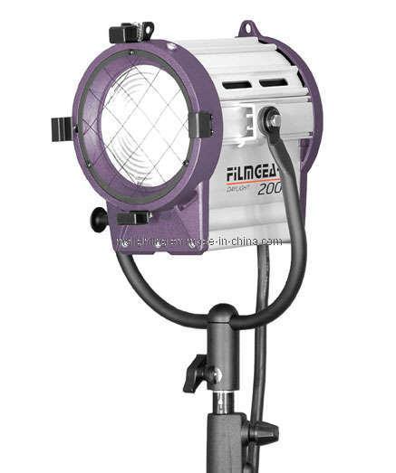 2000W Tungsten Fresnel / Daylight Fresnel