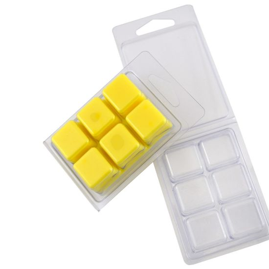 Cheap Custom Clear Plastic Blister Wax Clamshell Packaging