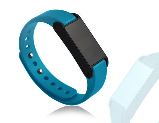 Smart Bracelet for Smart Mobile Phone--APP/Apk & PC Cloud Service, Automatically Sync Data by Bluetooth pictures & photos
