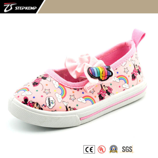 Newest Girl Rainbow Injection Canvas Shoes Casual Shoes Sneaker Shoes 9277
