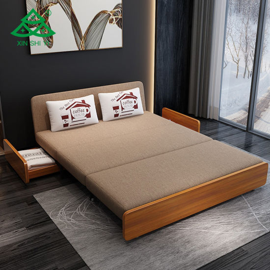 China Hot Sale Simple Save Space Bedroom Fold Sofa Bed Recliner Sofa China Sofa Bed Fold Sofa Be