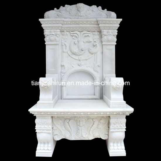 Swell China Marble Carving Arm Chair Garden Furniture Bench Creativecarmelina Interior Chair Design Creativecarmelinacom
