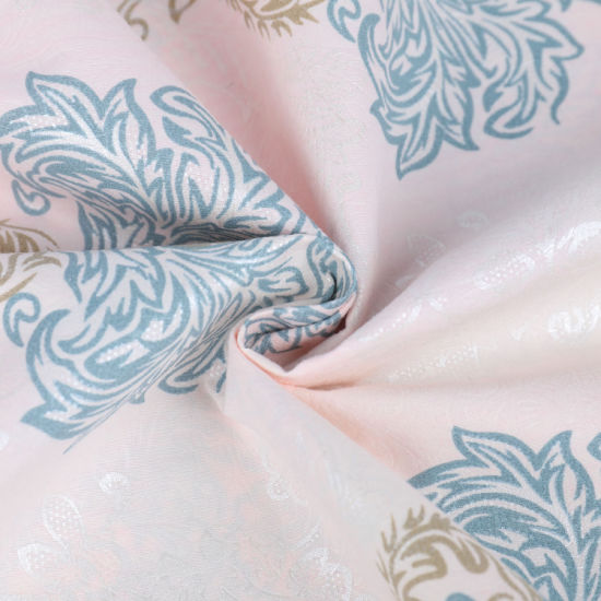 100% Polyester Fabric for Comfortable Soft Bedding Sheet Quilt Cover