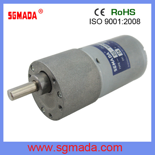 24V Ce Approved DC Motor for The Equipment pictures & photos