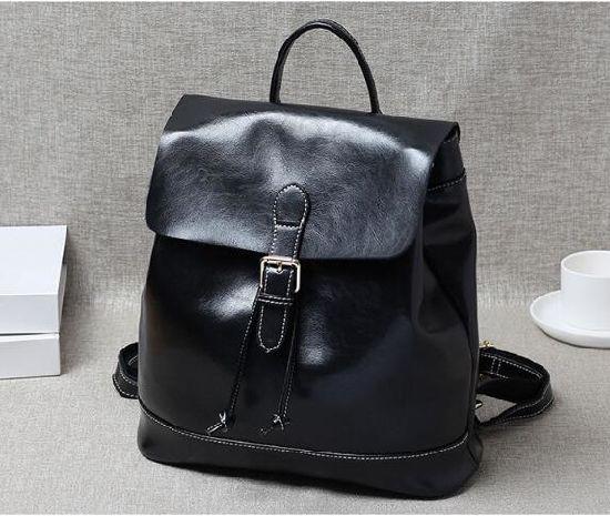 Women Handbag Genuine Leather, Ladies Bagpack, Designer Lady Leather Handbag