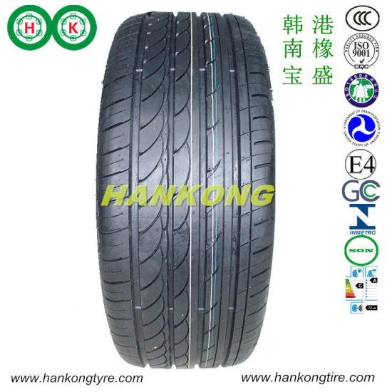 Chinese Radial Car Tire UHP Tire Suvs Tire (225/55R17, 235/45R17, 235/40R18) pictures & photos