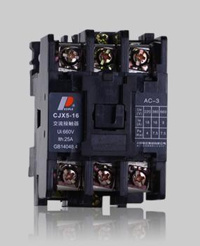 Cjx5 Series AC Contactor From People Electric pictures & photos