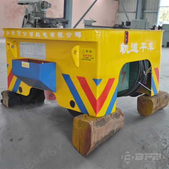 China Supplier High Temperature Proof Electric Transfer Trolley pictures & photos