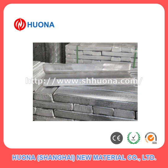 High Purity Magnesium Ingot 99.95% pictures & photos