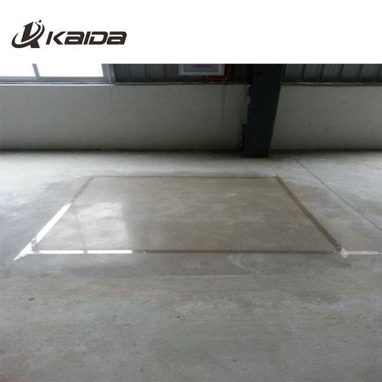 Scratch Resistant Metallic Aggregate Floor Hardener