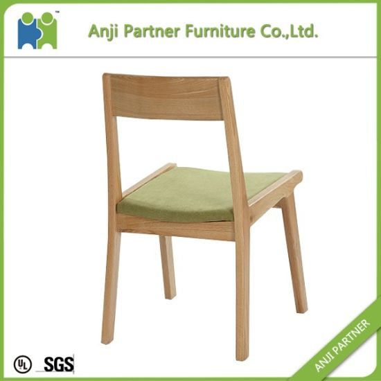 Custom Top Quality Europe Standard Wood Legs Dining Chair (Daniel) pictures & photos