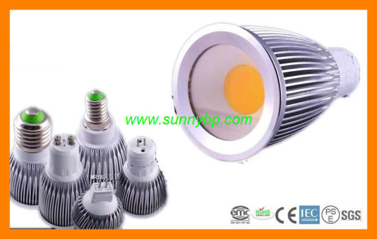 Warm White COB LED Spotlight with IEC CE Certificate pictures & photos