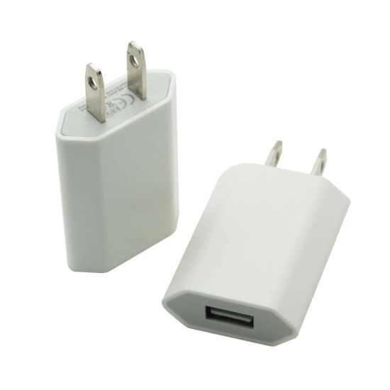 AC Us Plug Power Adapter Wall Travel Charger for Apple iPhone 6 6s 5s