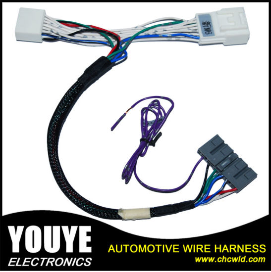 high quality auto wire harness for m6 pictures & photos