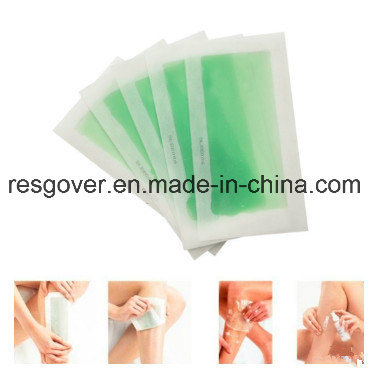 Double Side Cold Waxing Strip for Hair Removal