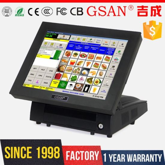 China Registers for Sale Cashier Machine Price Computer ...