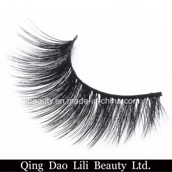 38c1a3a23a8 China Korean Silk 3D Silk Eyelashes False Eyelash Natural Style ...