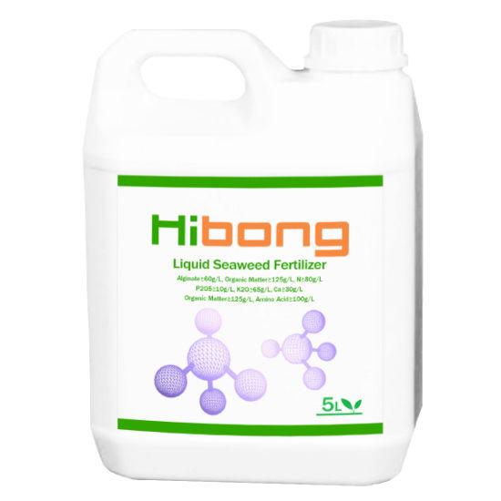 Liquid Seaweed Organic NPK Fertilizer