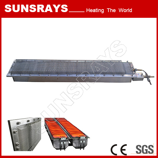 Special Infrared Burner for Drying of Latex Production pictures & photos