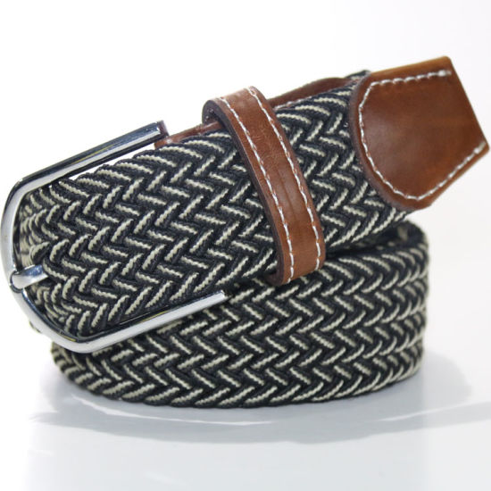 J03 Secondary Colour in Fashion Elastic Belts for Ladies