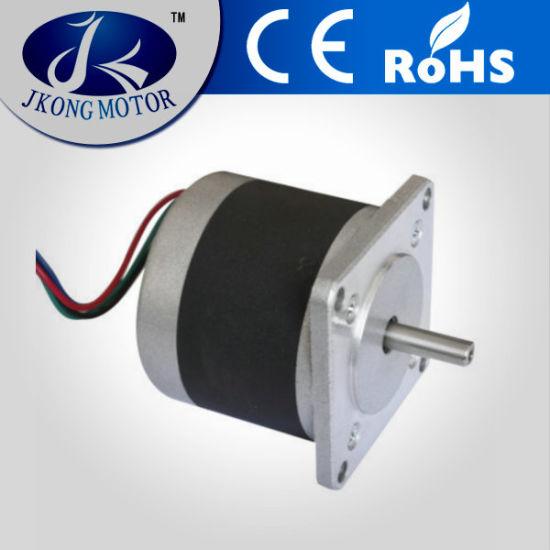 1.8degree NEMA 34 Round Stepping Motor for CNC Machine