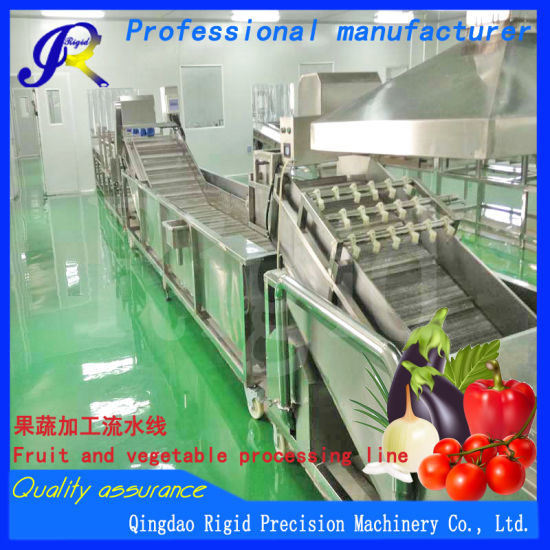 Vegetable Color Protection Cooking and Blanching Machine pictures & photos