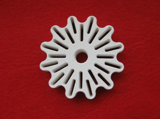 Porous Mullite Ceramic Heater Plate & China Porous Mullite Ceramic Heater Plate - China Porous Mullite ...