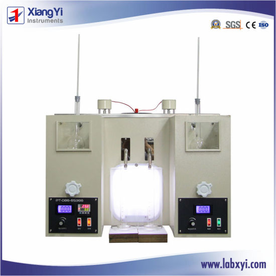 PT-D86-6536b Distillation Tester (low temperature Double units)