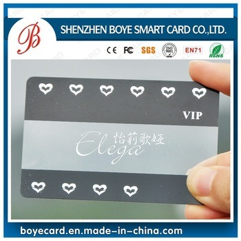 4 Color Printing Plastic Business Card with Cheapest Factory Price pictures & photos