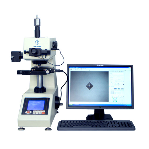 Digital Sensor Micro-Vickers Hardness Tester with Halogen Lamp (HVD-1000C) pictures & photos