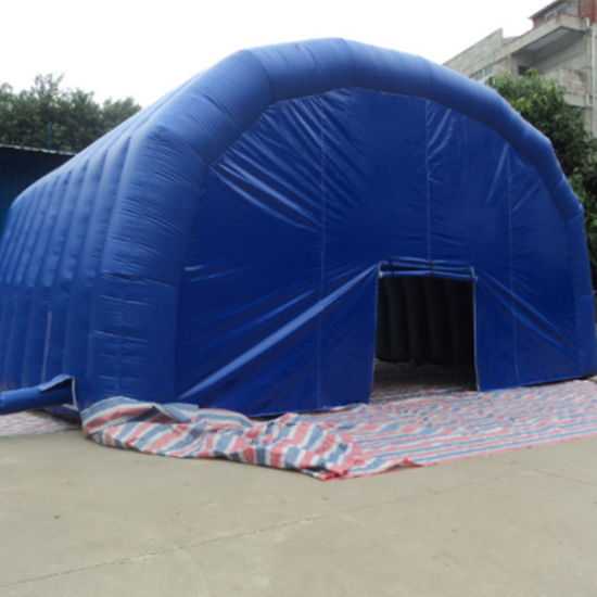 Blue Inflatable Party Tent (IT-0122)
