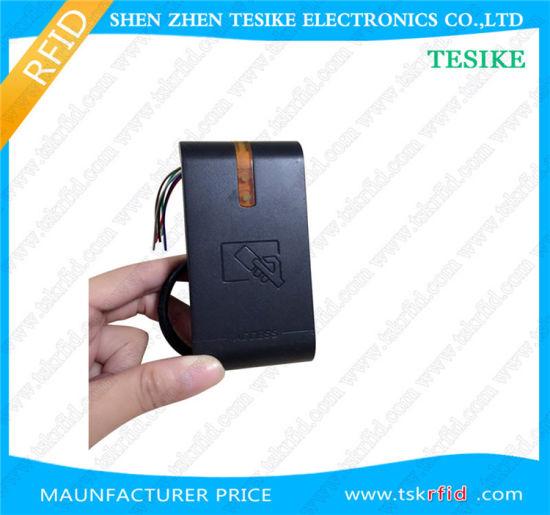 125kHz 13.56MHz RFID Card Reader Access Control System