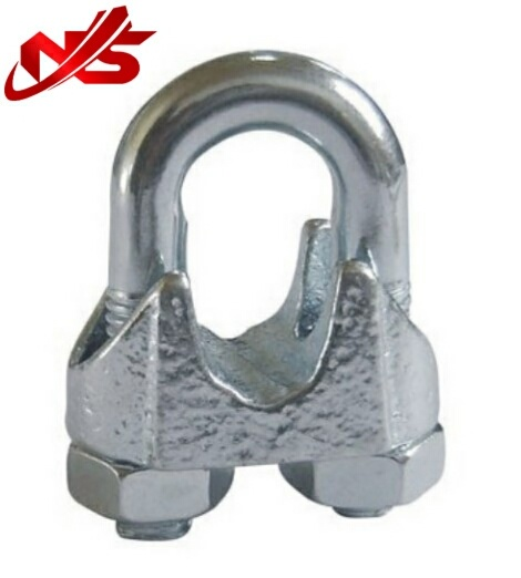 DIN741steel Wire Rope Clip Stainless Steel, Malleable Iron pictures & photos
