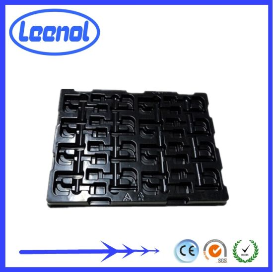 ESD Blister Packing for Shipping PCB Boards pictures & photos