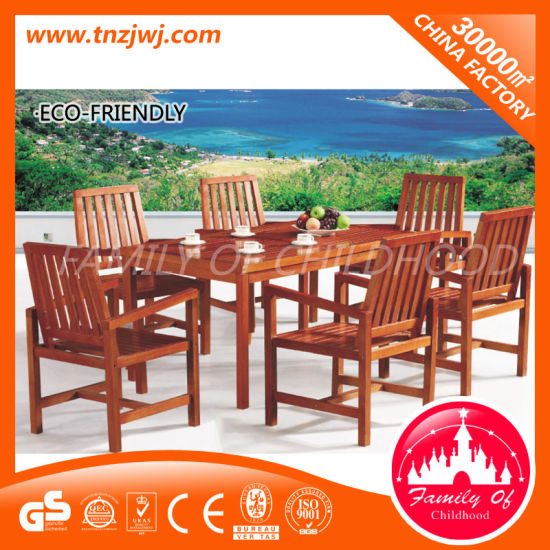 Comfortalbe Outdoor Furniture Wooden Folding Beach Chair with Back pictures & photos