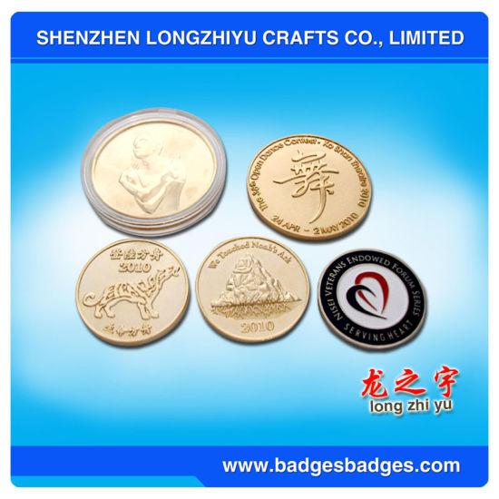 China Custom Commemorative Coin Antique Bronze Souvenir