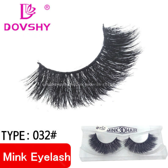 11a750584b5 Wholesale Private Label OEM Multi-Layer 3D 100% False Mink Eyelashes