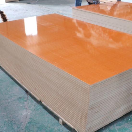 2.7mm 12mm 18mm PVC Film Faced MDF Furniture Board