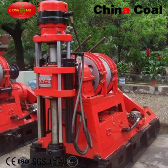 Factory Price 150m Portable Deep Rotary Core Drilling Machine pictures & photos