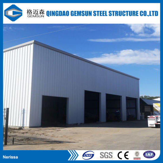 Prefabricated Industrial Steel Warehouse Shed Construction pictures & photos
