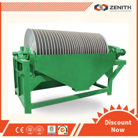 Wet Magnetic Separator/ CT Series Wet Type Magnetic Separator pictures & photos