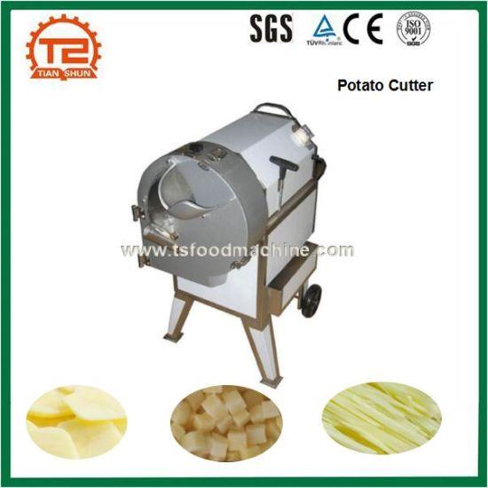 Hot Sale Electric Potato Spiral Cutterpotato Cuttertornado Potato Cutting Machine