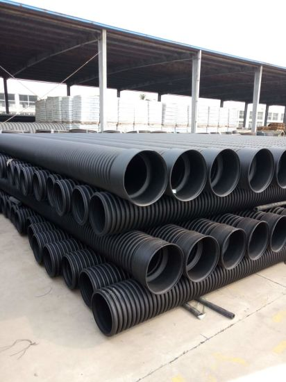 Corrugated Pipe for Underground Sewers