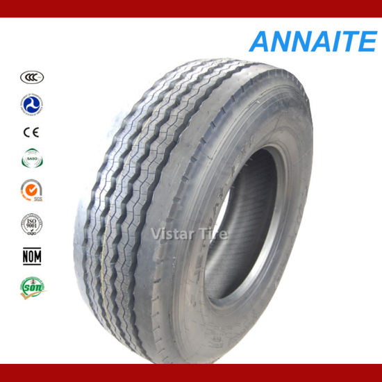 Good Price Annaite Brand Truck Tire (385/65R22.5, 315/70R22.5) pictures & photos