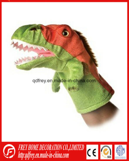 China Supplier for Plush Dinosaur Hand Puppet Toy