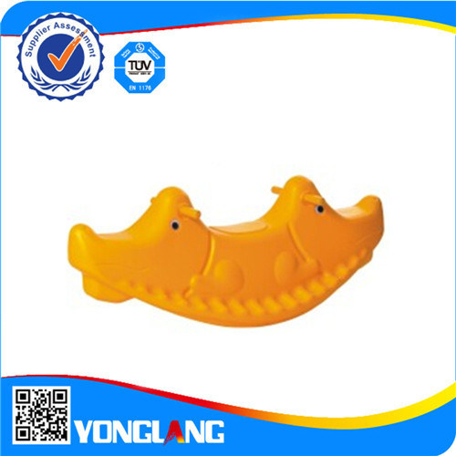 Commercial Children Playset Toys Swing Outdoor Playground (YL-QQ011-005) pictures & photos