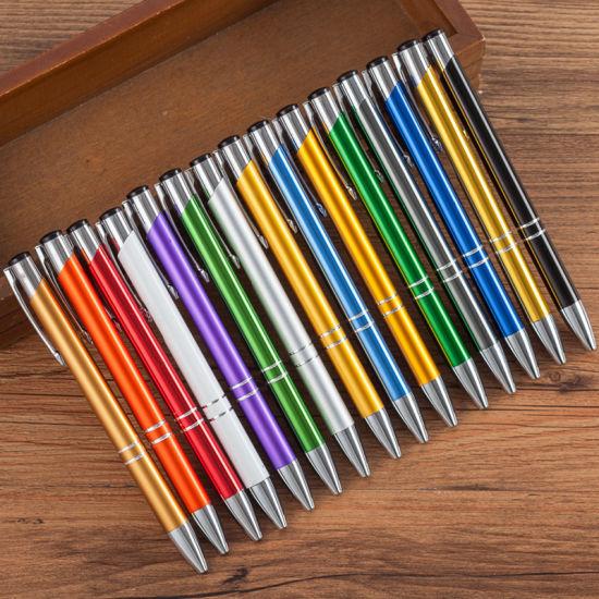Wholesale Promotion Metal Ball Pen with Logo Ballpoint Pen