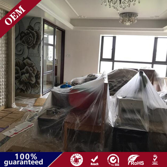 Waterproof Painting Dust Sheet Drop Cloth for Europe