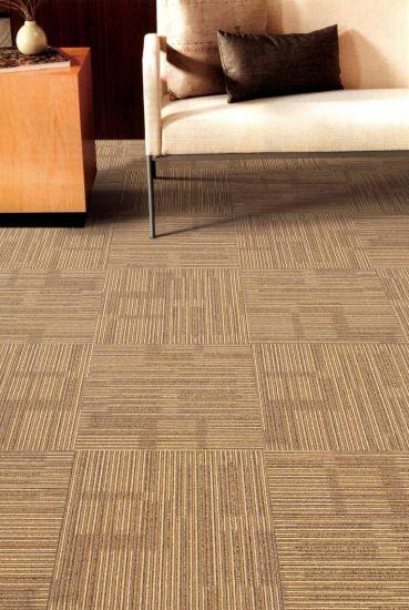 50 50cm Office Printed Floor Carpet